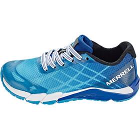 Merrell M-Bare Access Schoenen Kinderen, blue